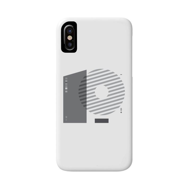 33.45 Accessories Phone Case by Scott Millar