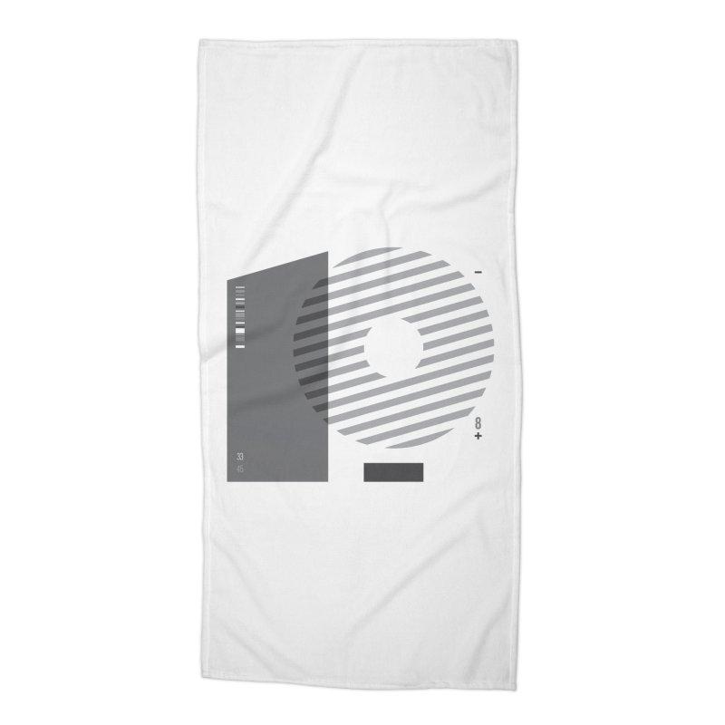 33.45 Accessories Beach Towel by Scott Millar's Artist Shop
