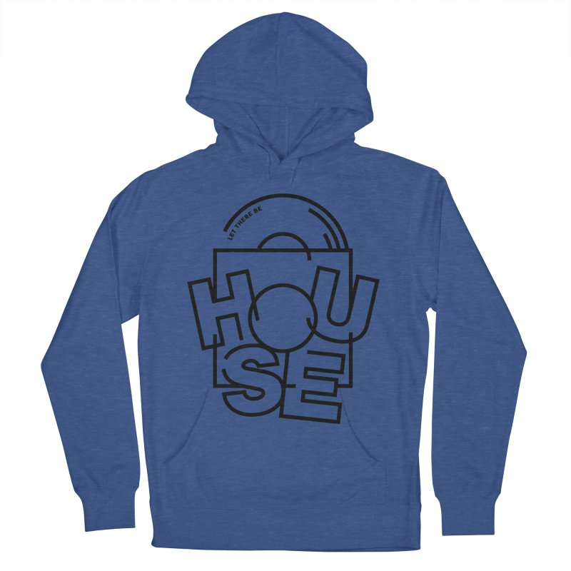 Let there be house Women's Pullover Hoody by Scott Millar's Artist Shop