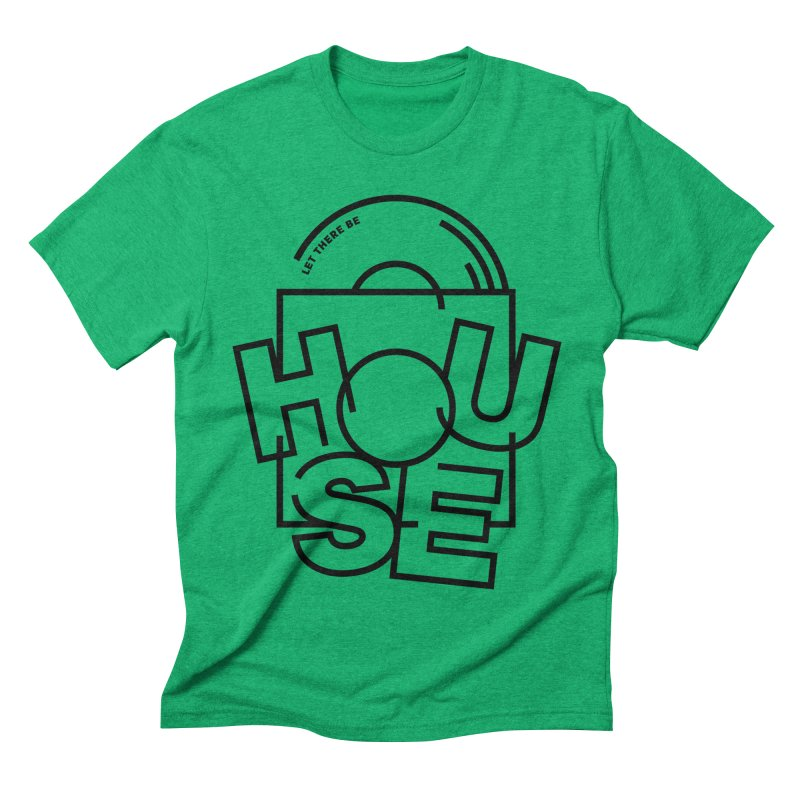 Let there be house   by Scott Millar's Artist Shop