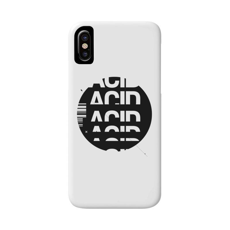 Acid Drop Accessories Phone Case by Scott Millar