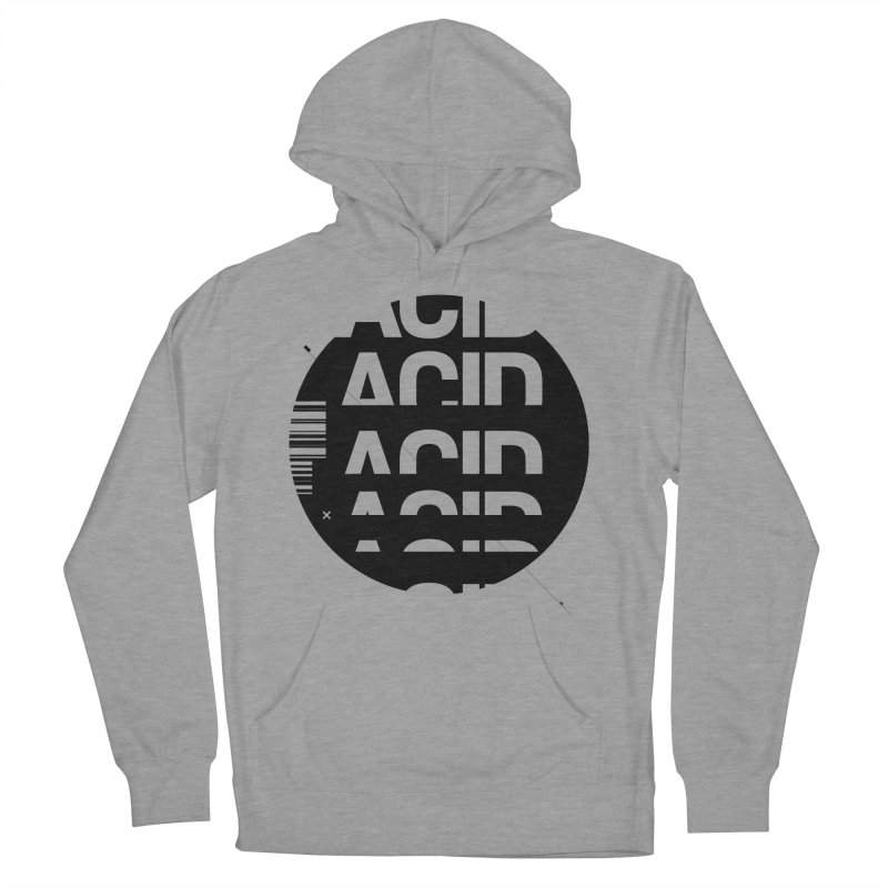 Acid Drop Women's Pullover Hoody by Scott Millar