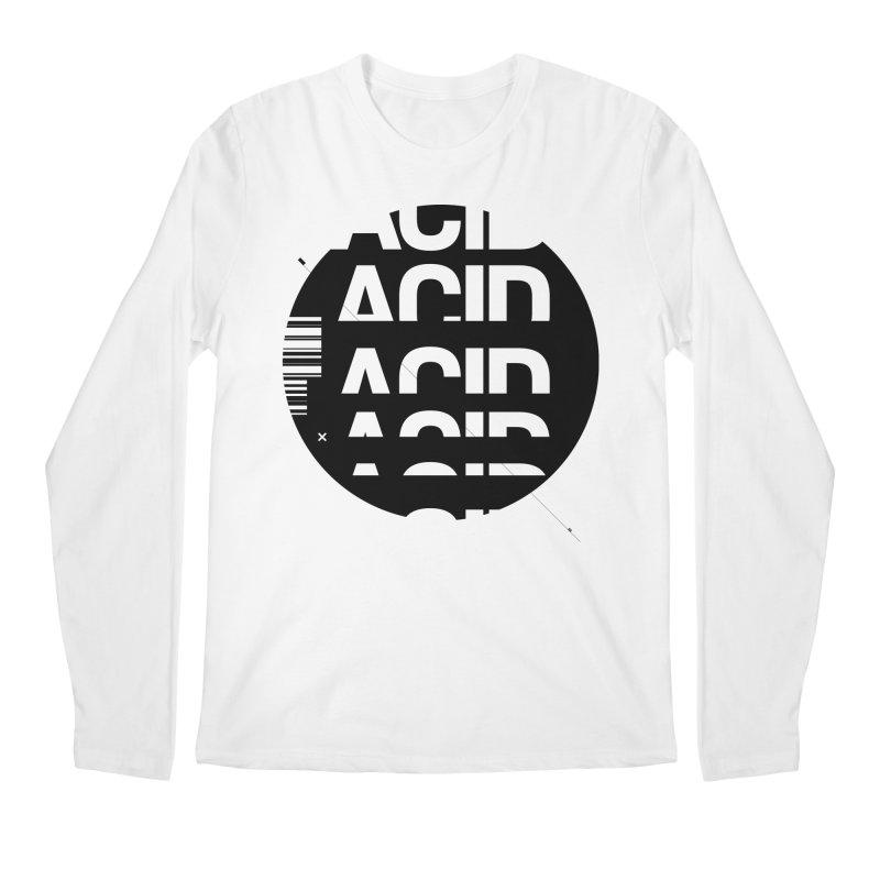 Acid Drop Men's Longsleeve T-Shirt by Scott Millar