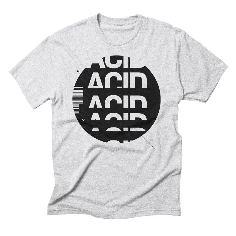 Acid Drop Men's Triblend T-Shirt by Scott Millar