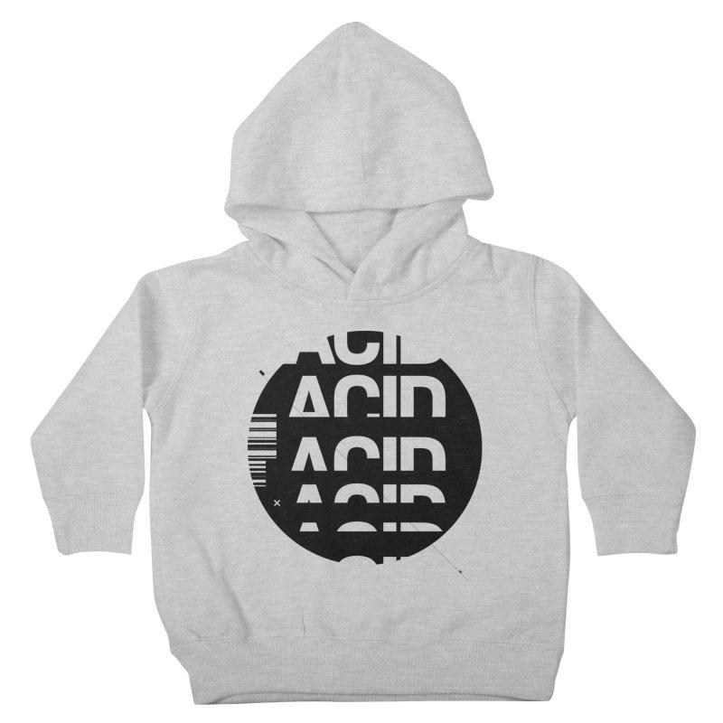 Acid Drop Kids Toddler Pullover Hoody by Scott Millar