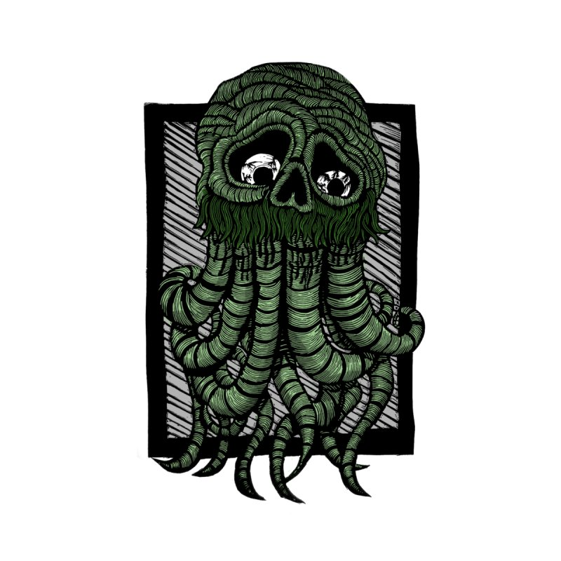 Teenage emo Cthulhu is so sad by Scott Minzy