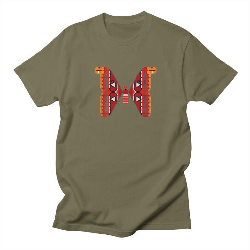 Atlas Moth Women's Regular Unisex T-Shirt by scottpartridge's Artist Shop