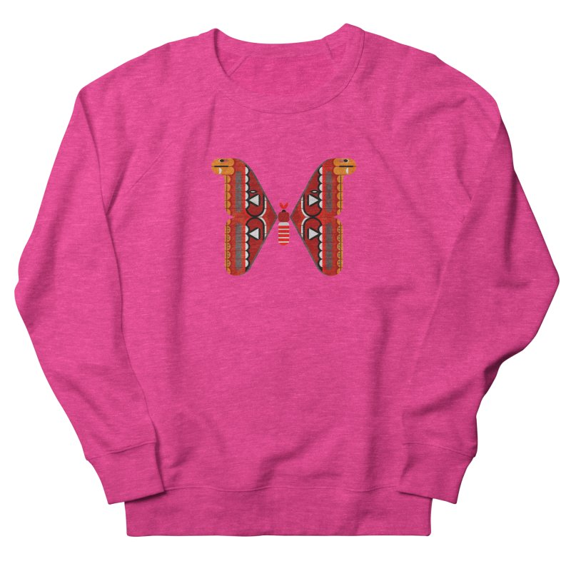 Atlas Moth Men's French Terry Sweatshirt by scottpartridge's Artist Shop