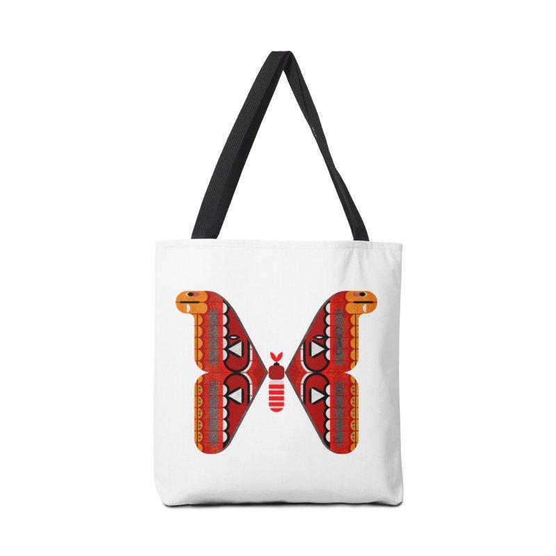 Atlas Moth Accessories Bag by scottpartridge's Artist Shop