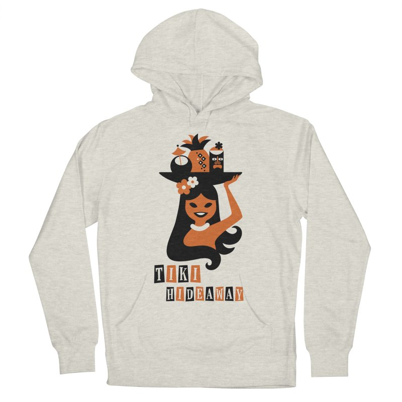 Tiki Hideaway Women's Pullover Hoody by scottpartridge's Artist Shop