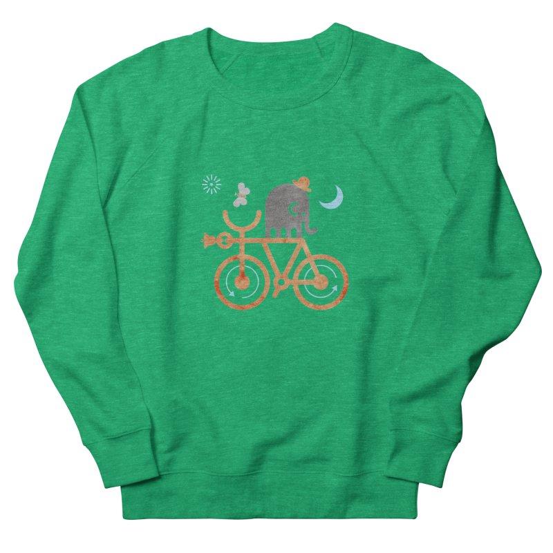 Elephant and Moth Women's Sweatshirt by scottpartridge's Artist Shop
