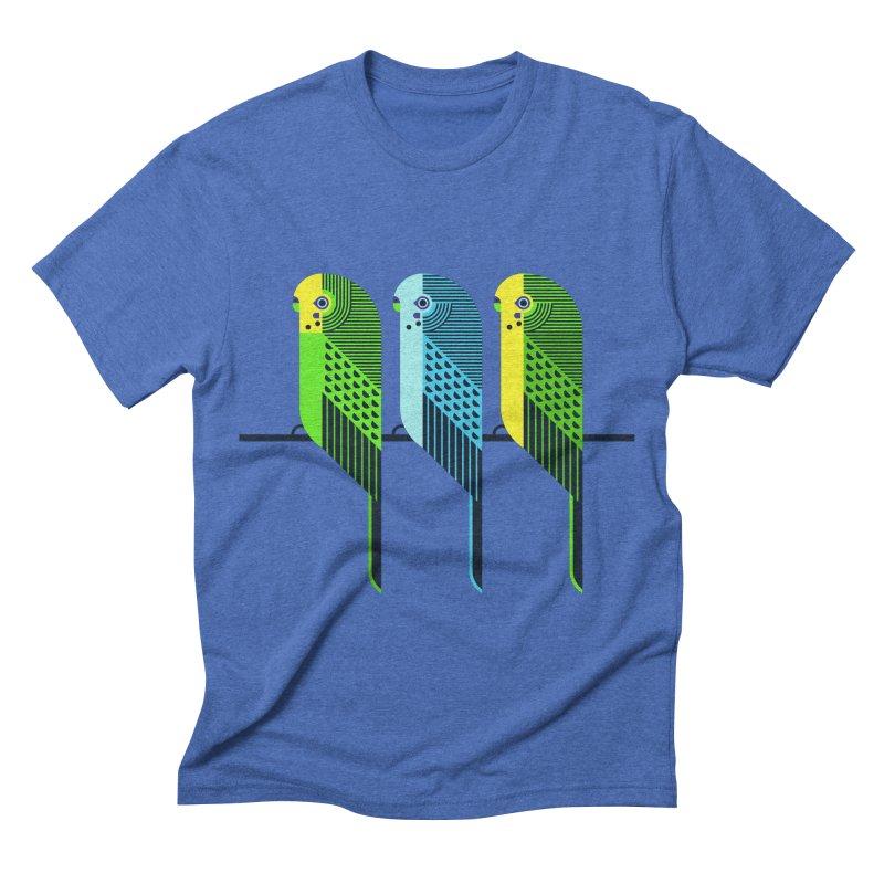 Parakeets   by scottpartridge's Artist Shop