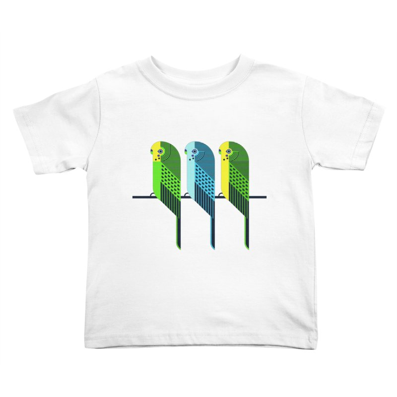 Parakeets   by scottpartridge's Artist Shop