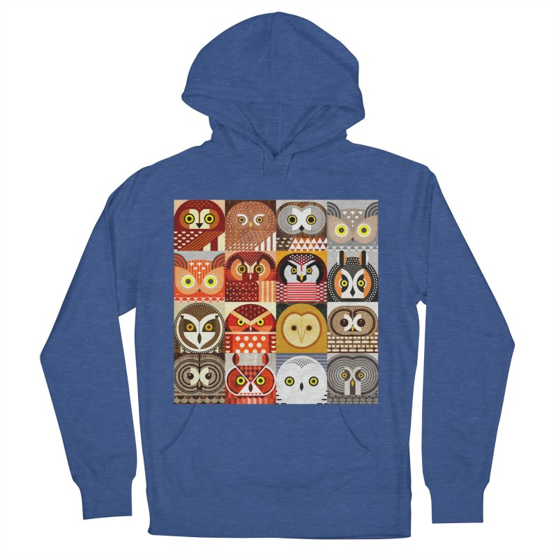 North American Owls Women's Pullover Hoody by scottpartridge's Artist Shop