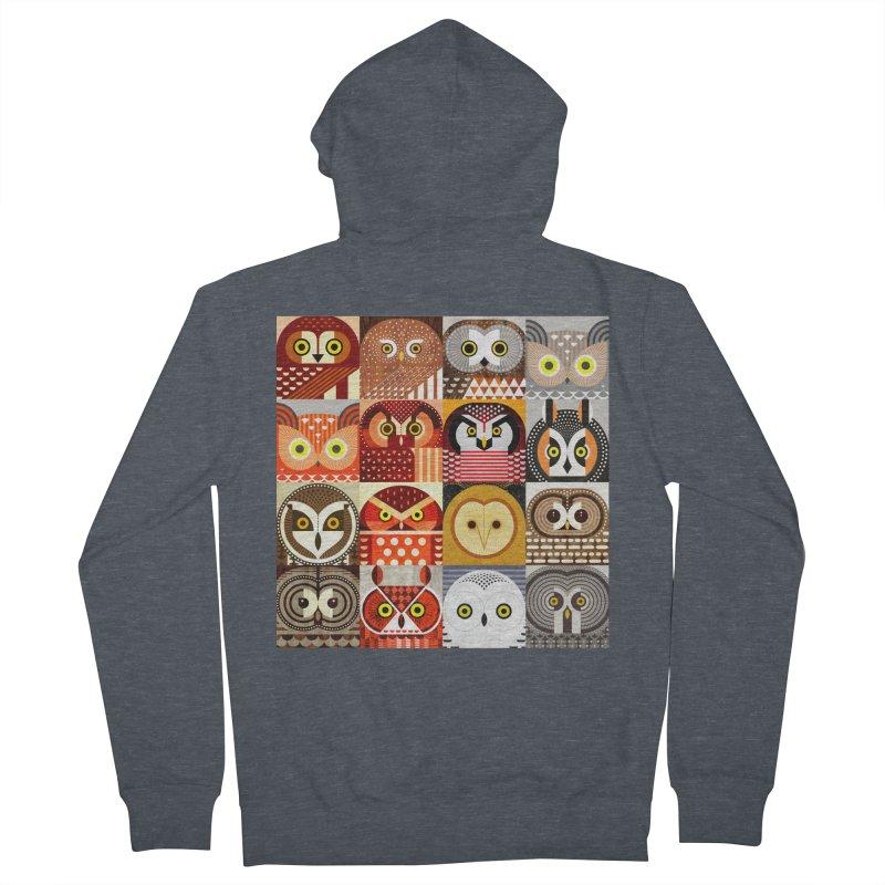 North American Owls   by scottpartridge's Artist Shop