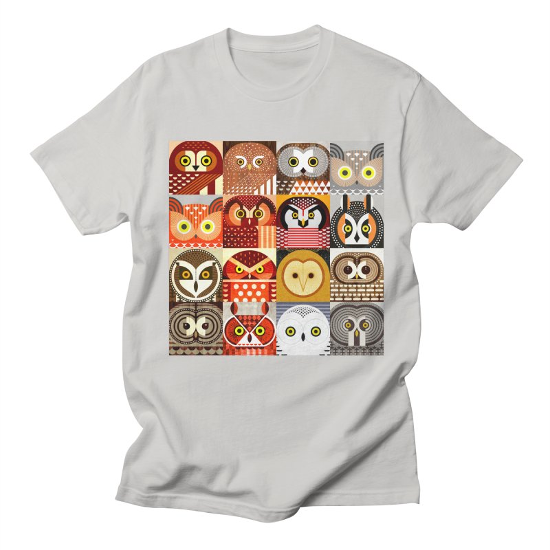 North American Owls   by scottpartridge's Artist Shop