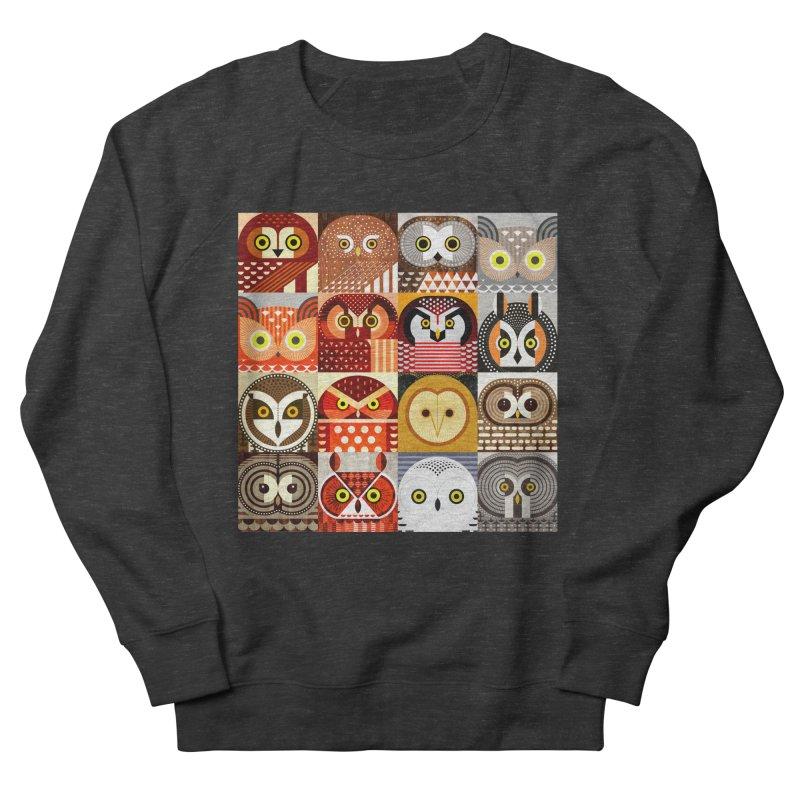North American Owls Women's Sweatshirt by scottpartridge's Artist Shop
