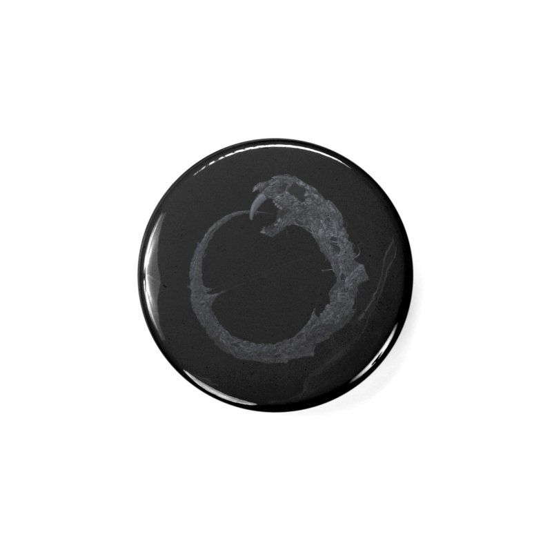Coffinworm Accessories Button by Scott Shellhamer's Artist Shop