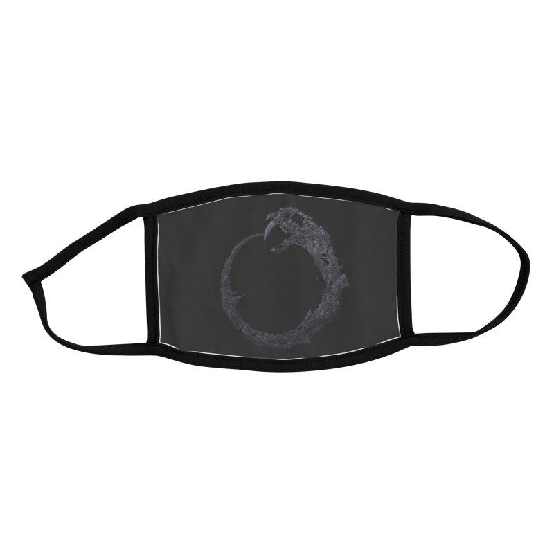 Coffinworm Accessories Face Mask by Scott Shellhamer's Artist Shop