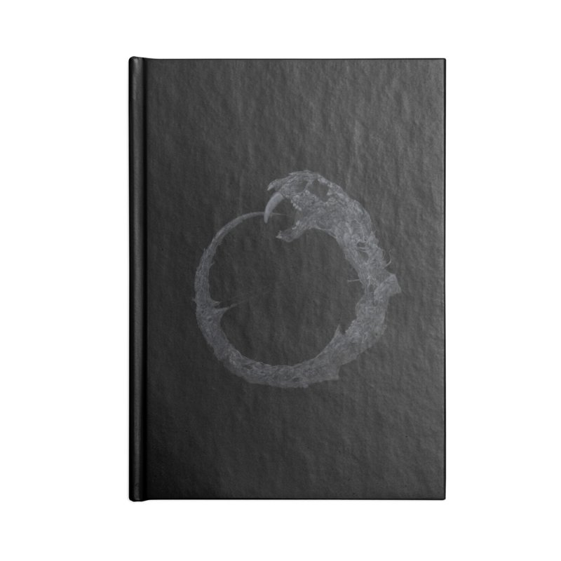 Coffinworm Accessories Notebook by Scott Shellhamer's Artist Shop