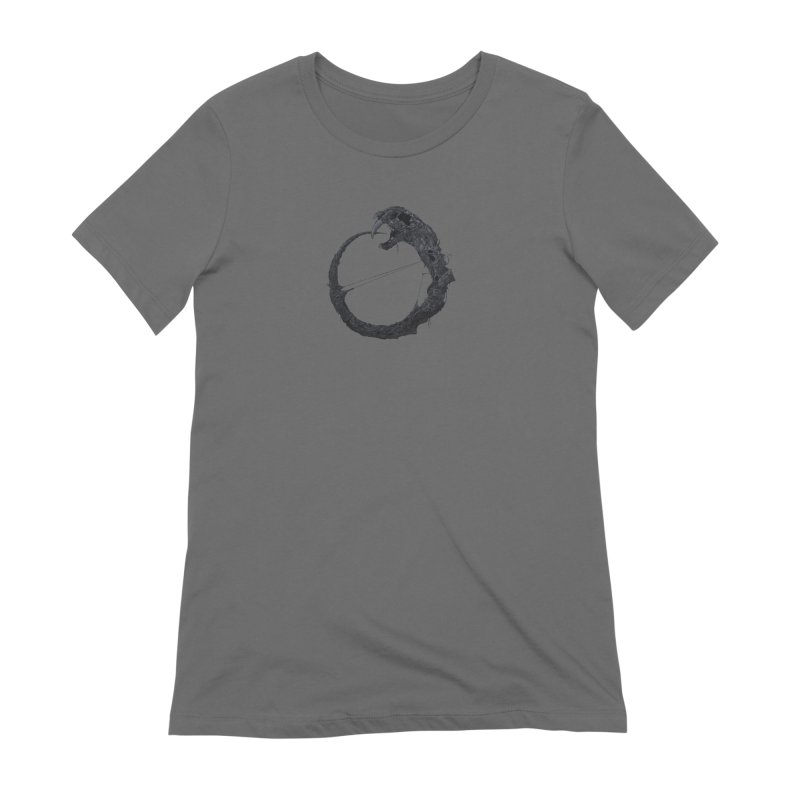 Coffinworm Women's Extra Soft T-Shirt by Scott Shellhamer's Artist Shop