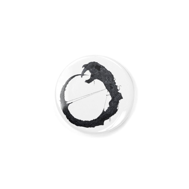 Coffinworm Accessories Button by Scott Shellhamer's Artist Shop