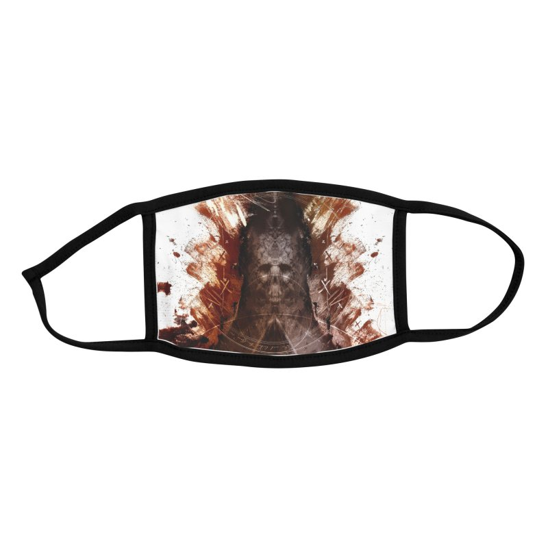 Cokegoat Accessories Face Mask by Scott Shellhamer's Artist Shop