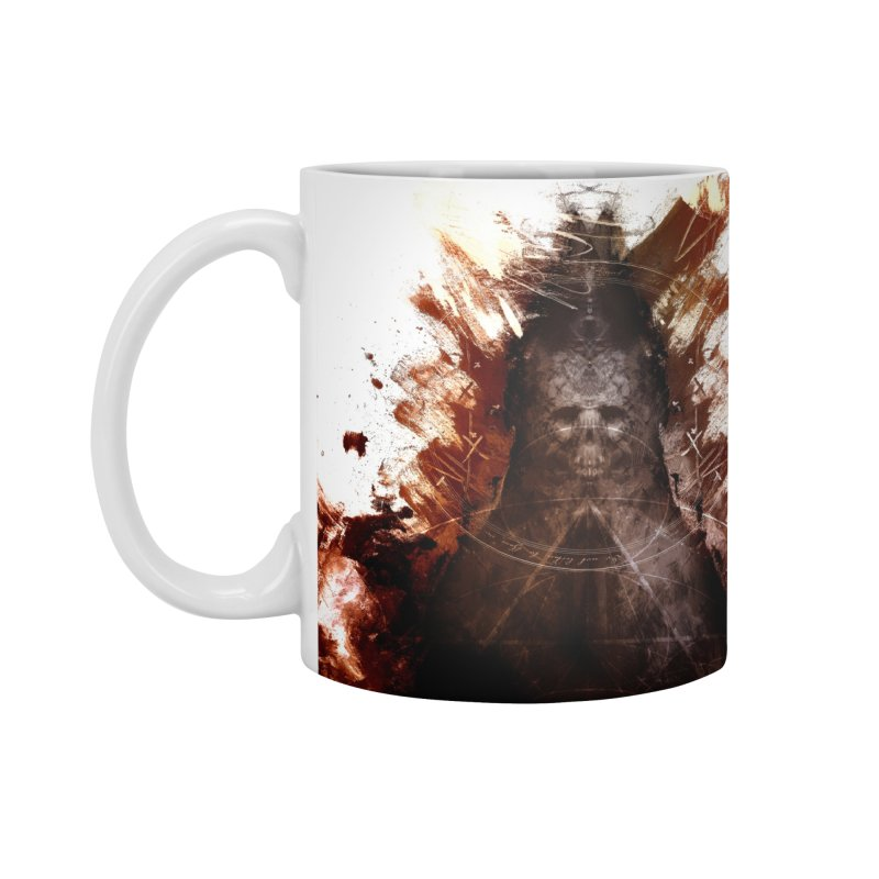 Cokegoat Accessories Mug by Scott Shellhamer's Artist Shop