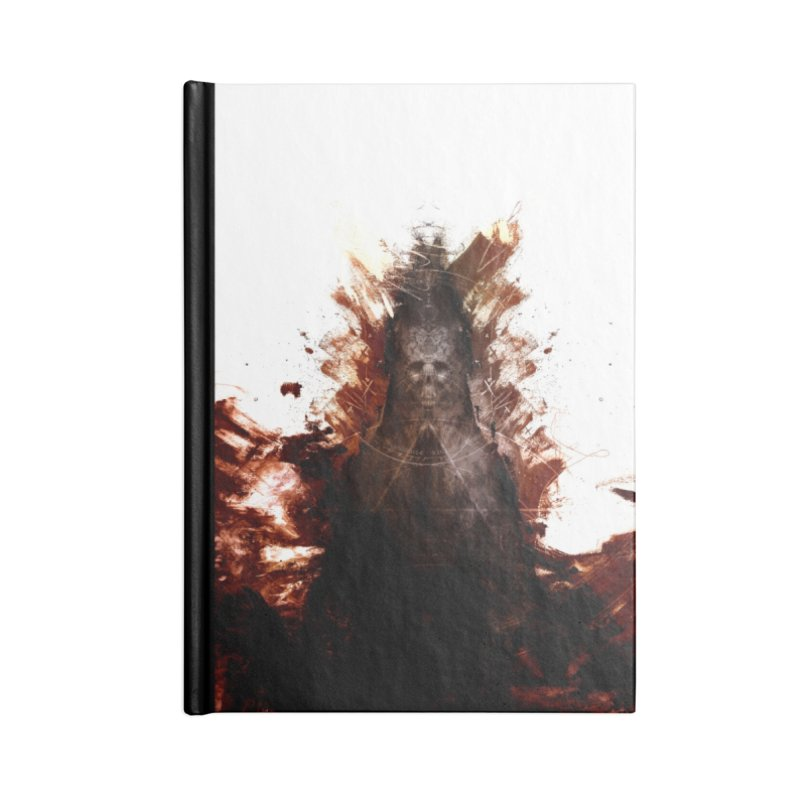 Cokegoat Accessories Notebook by Scott Shellhamer's Artist Shop
