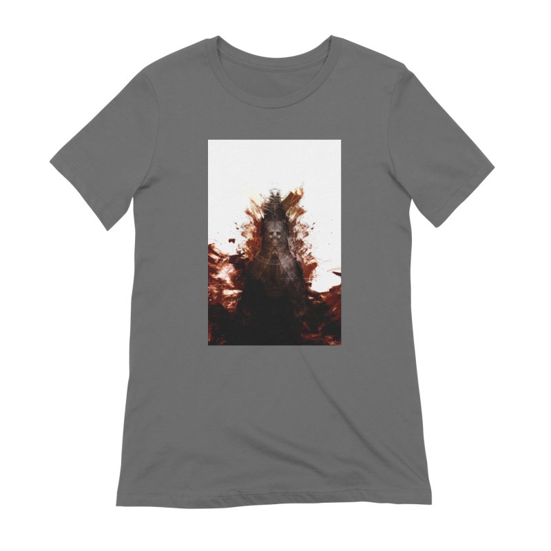 Cokegoat Women's T-Shirt by Scott Shellhamer's Artist Shop