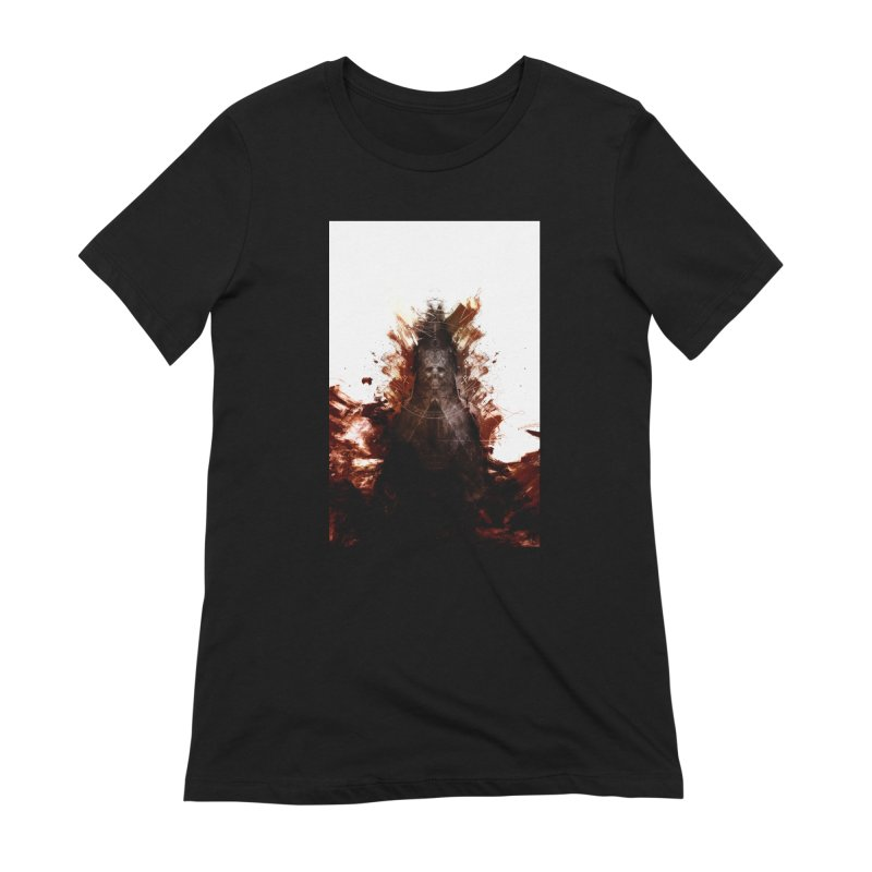Cokegoat Women's Extra Soft T-Shirt by Scott Shellhamer's Artist Shop