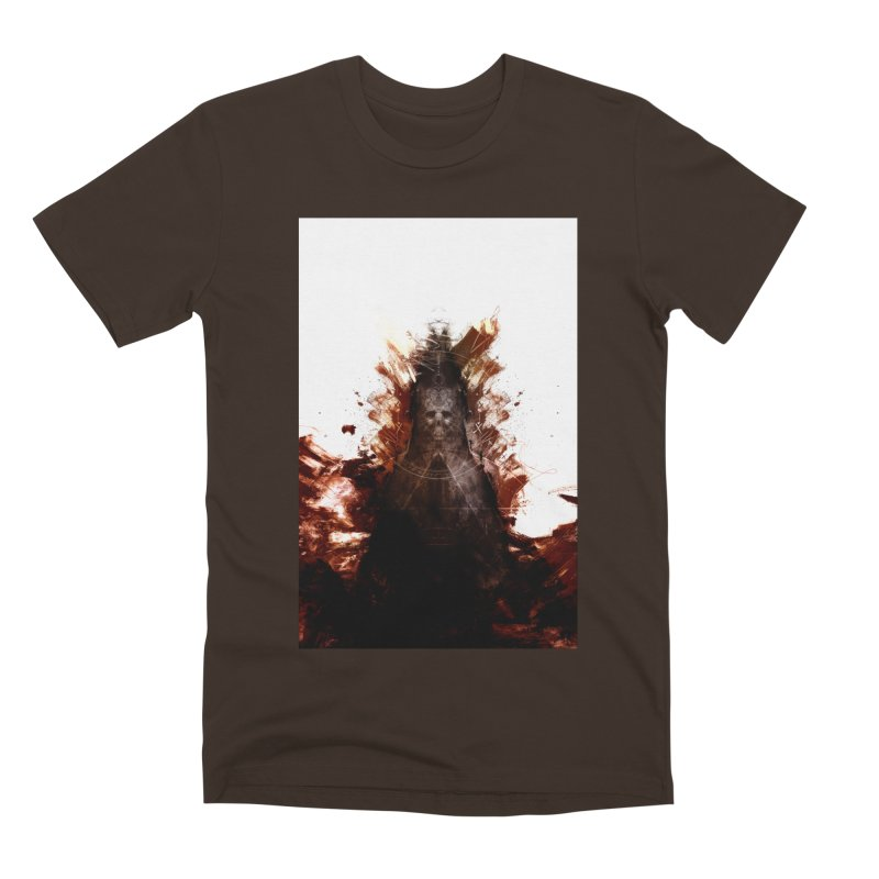 Cokegoat Men's T-Shirt by Scott Shellhamer's Artist Shop