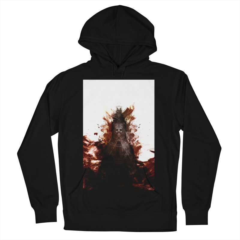 Cokegoat Men's French Terry Pullover Hoody by Scott Shellhamer's Artist Shop