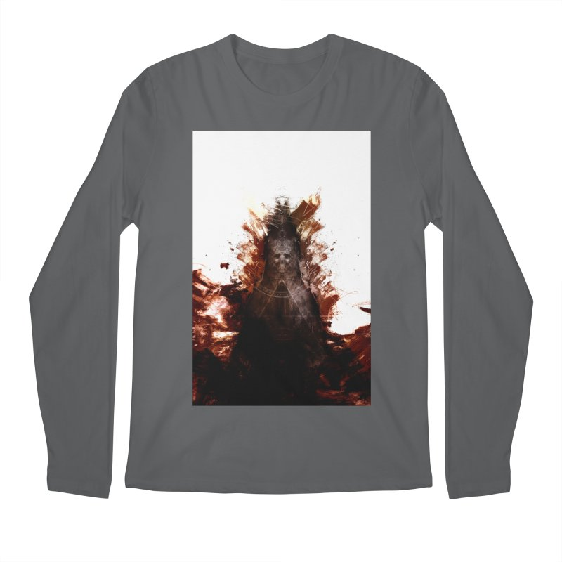 Cokegoat Men's Longsleeve T-Shirt by Scott Shellhamer's Artist Shop