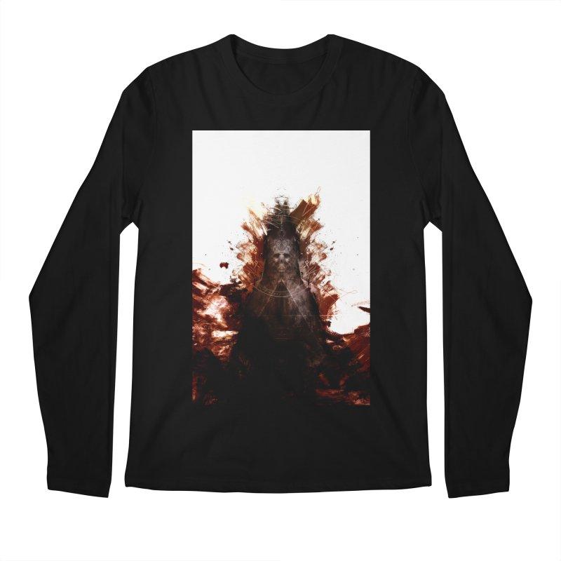 Cokegoat Men's Regular Longsleeve T-Shirt by Scott Shellhamer's Artist Shop