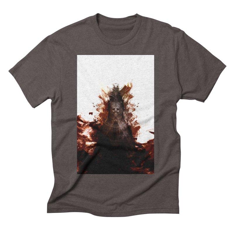 Cokegoat Men's Triblend T-Shirt by Scott Shellhamer's Artist Shop