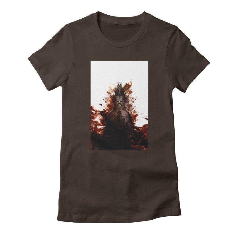 Cokegoat Women's T-Shirt by Scott Shellhamer's Artist Shop