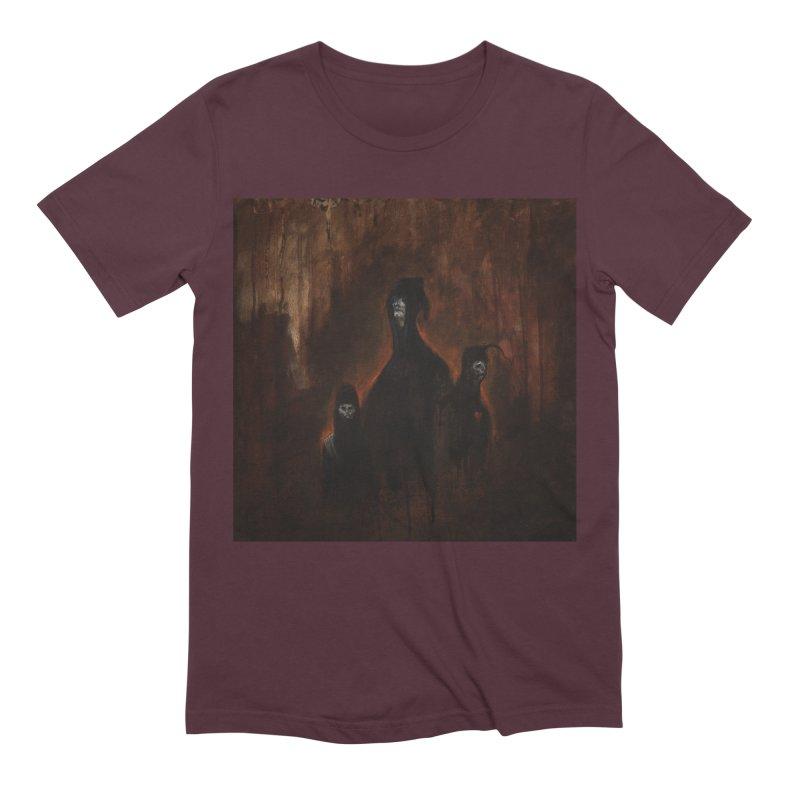 Death Runs in the Family Men's Extra Soft T-Shirt by Scott Shellhamer's Artist Shop