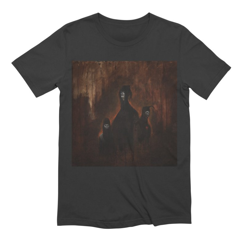 Death Runs in the Family Men's Extra Soft T-Shirt by Scott Shellhamer's Artist Shop