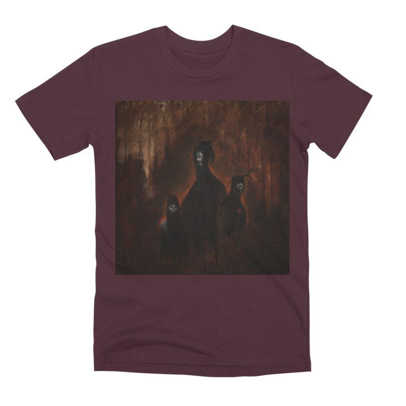 Death Runs in the Family Men's Premium T-Shirt by Scott Shellhamer's Artist Shop