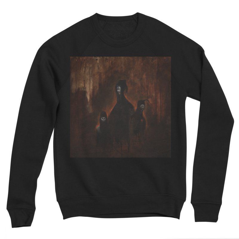 Death Runs in the Family Women's Sweatshirt by Scott Shellhamer's Artist Shop