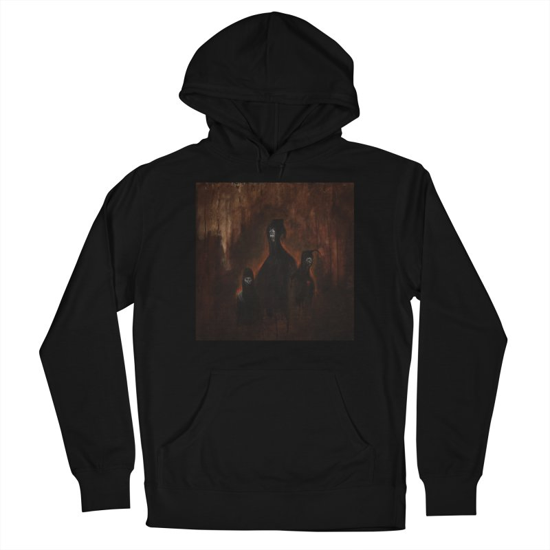Death Runs in the Family Men's Pullover Hoody by Scott Shellhamer's Artist Shop