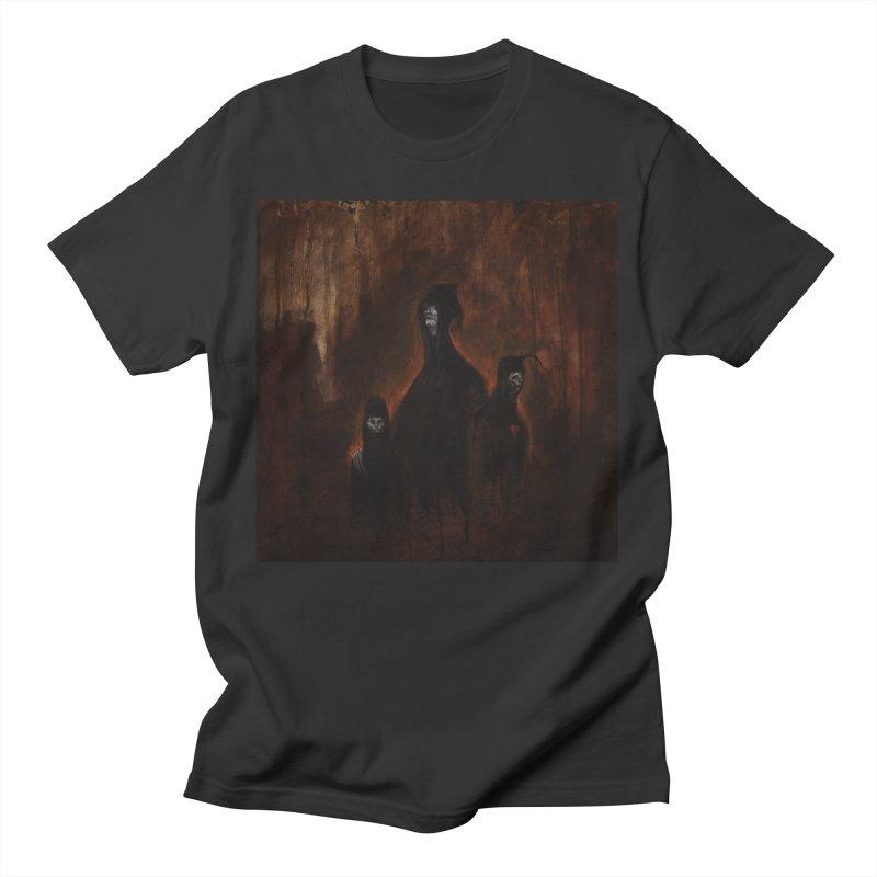 Death Runs in the Family Men's T-Shirt by Scott Shellhamer's Artist Shop