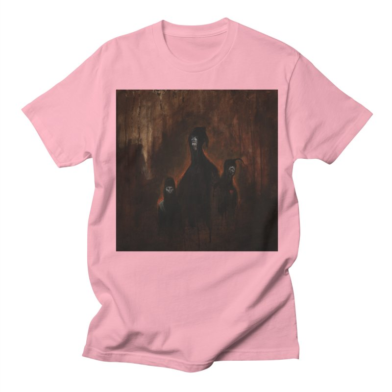 Death Runs in the Family Women's Regular Unisex T-Shirt by Scott Shellhamer's Artist Shop