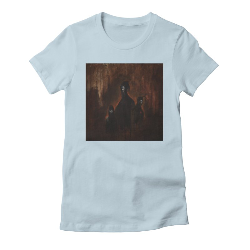 Death Runs in the Family Women's T-Shirt by Scott Shellhamer's Artist Shop