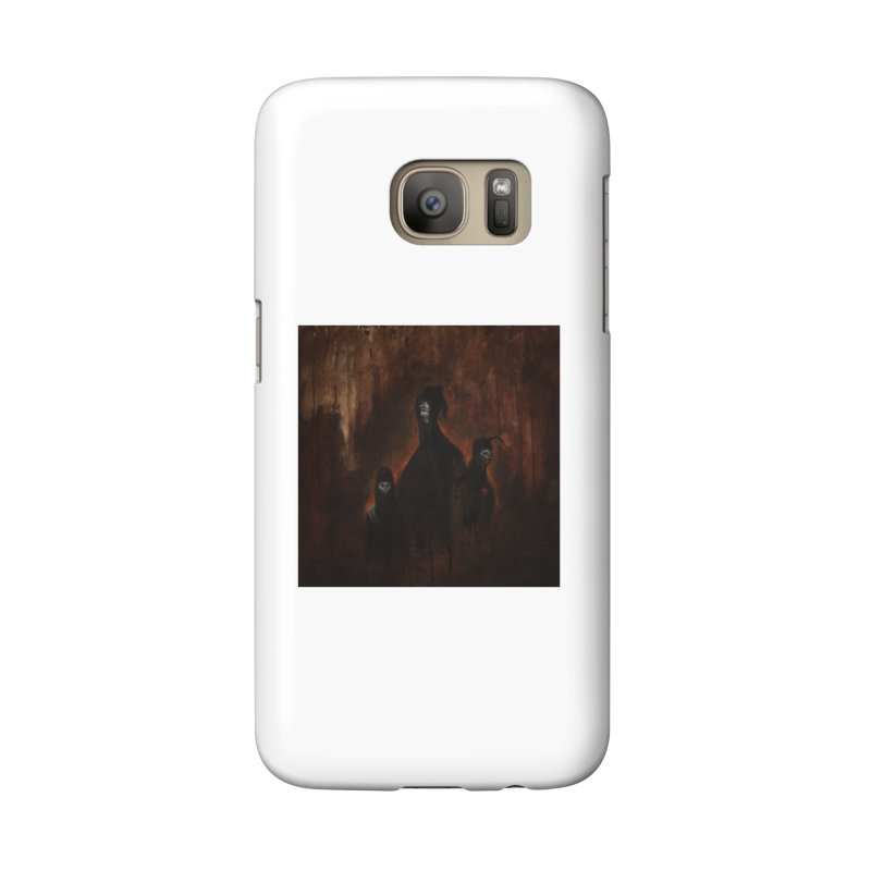 Death Runs in the Family Accessories Phone Case by Scott Shellhamer's Artist Shop
