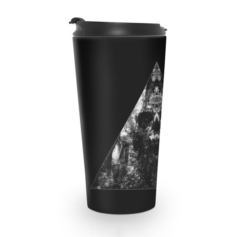 Dissident Regressor Accessories Travel Mug by Scott Shellhamer's Artist Shop