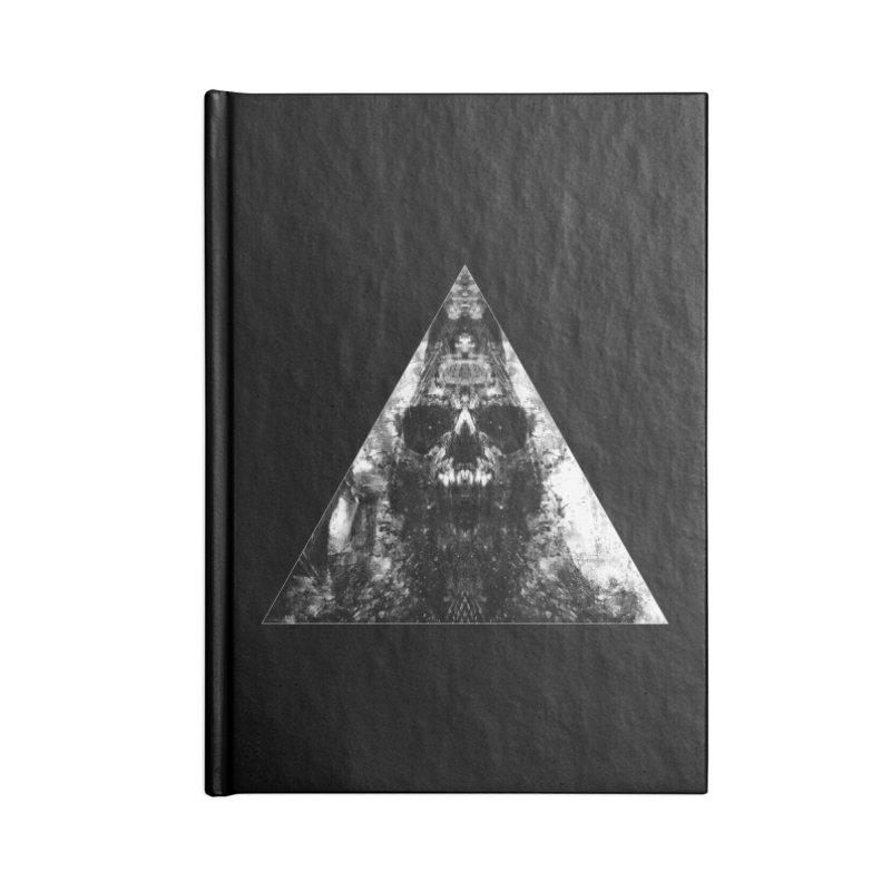 Dissident Regressor Accessories Blank Journal Notebook by Scott Shellhamer's Artist Shop