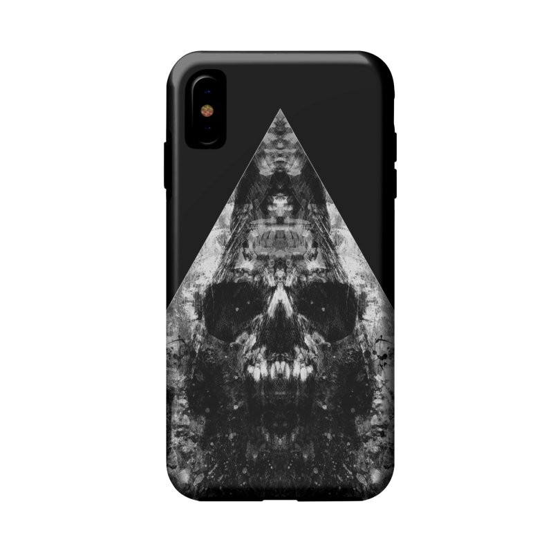 Dissident Regressor Accessories Phone Case by Scott Shellhamer's Artist Shop