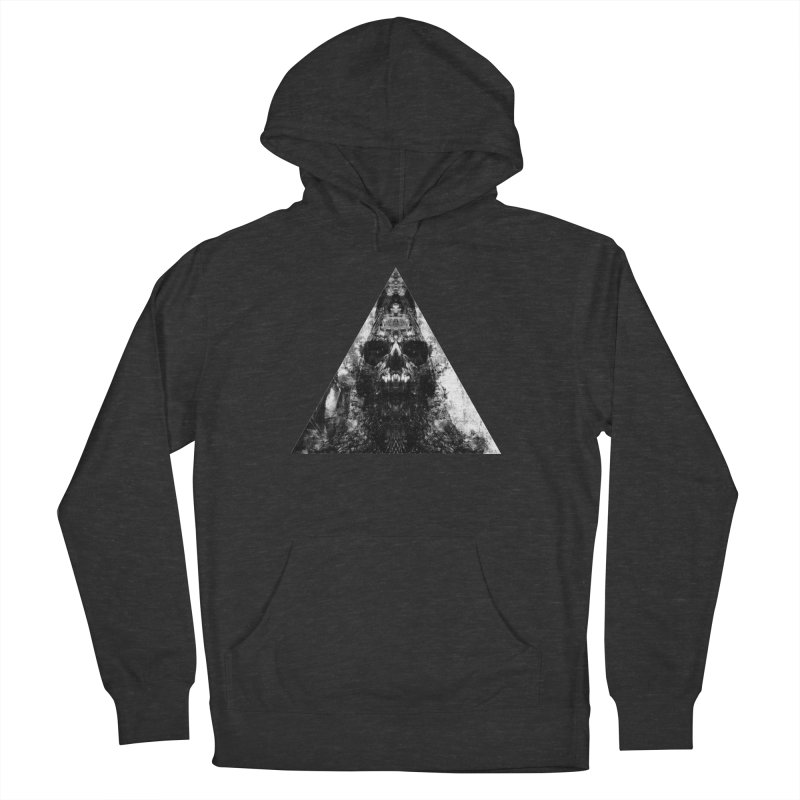 Dissident Regressor Men's French Terry Pullover Hoody by Scott Shellhamer's Artist Shop